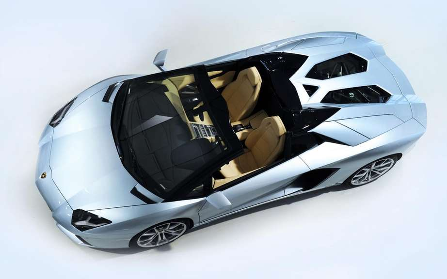 Lamborghini Aventador LP 700-4 Roadster: already sold out picture #3