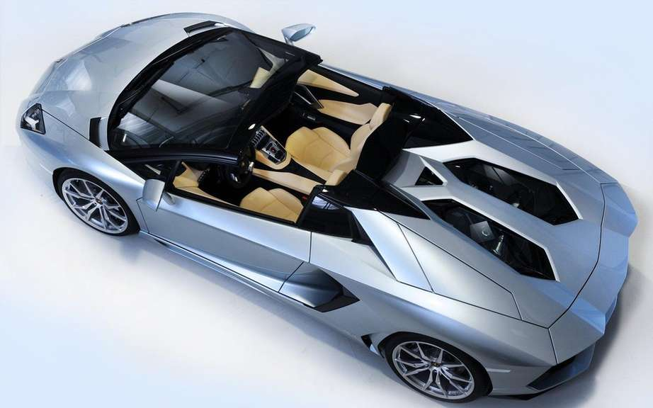 Lamborghini Aventador LP 700-4 Roadster: already sold out picture #4