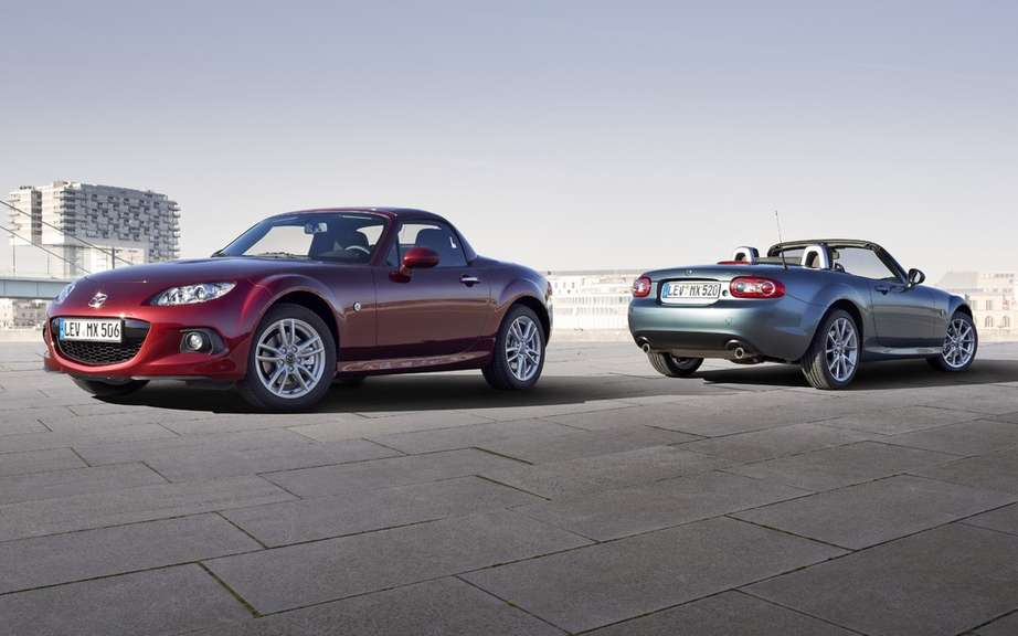 Mazda MX-5: 25 years later picture #10