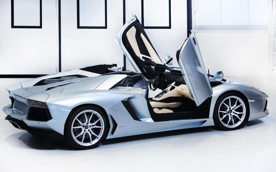 Lamborghini Aventador LP 700-4 Roadster: already sold out picture #5
