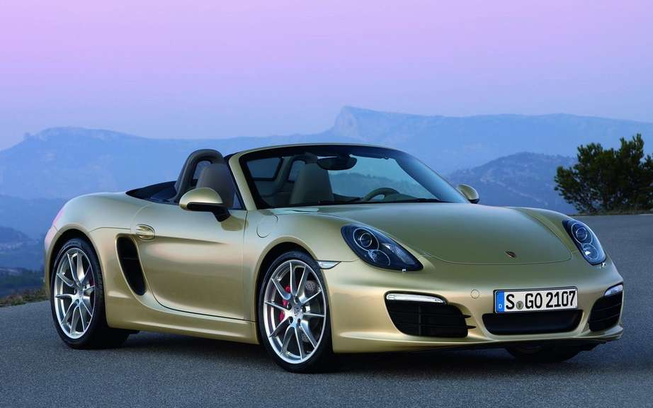 "The Porsche Boxster is the best Appointee ""sports car"" for 2013 picture #3"