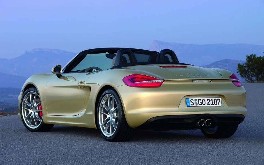 "The Porsche Boxster is the best Appointee ""sports car"" for 2013 picture #4"