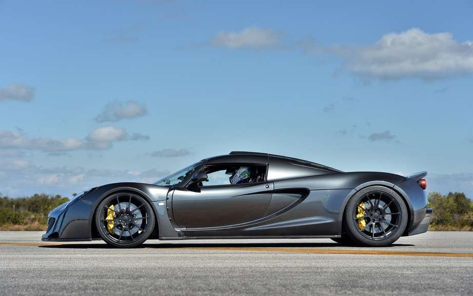 World's Fastest year edition for the Hennessey Venom GT picture #7