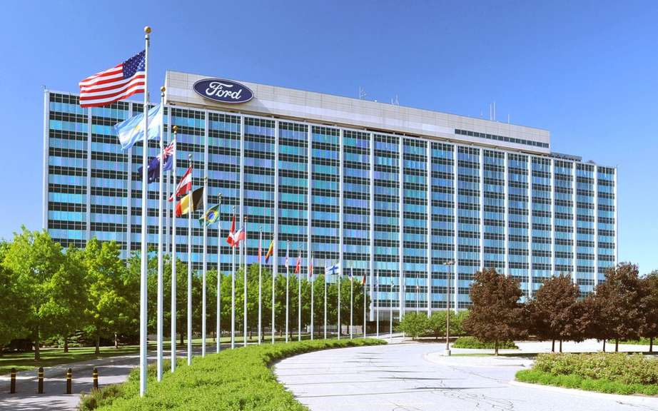 Ford has garnered a profit of U.S. $ 1.6 billion in the fourth quarter