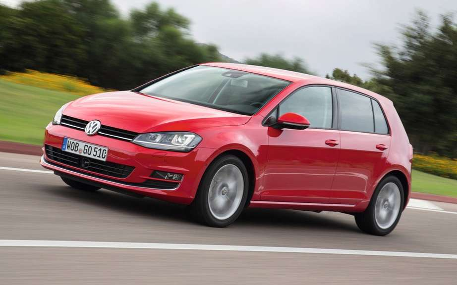 Volkswagen confirms the production of the Golf VII in Mexico