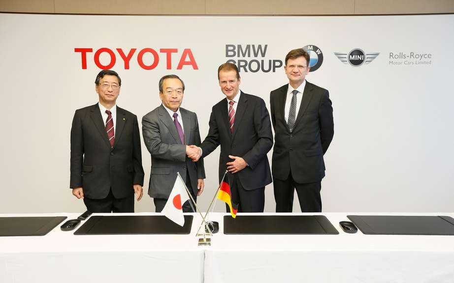 BMW and Toyota: narrower Collaboration picture #2