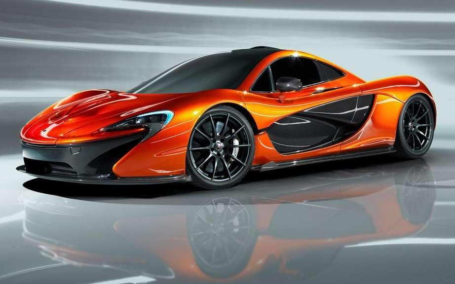 McLaren P1: you have only $ 1.2 million picture #2