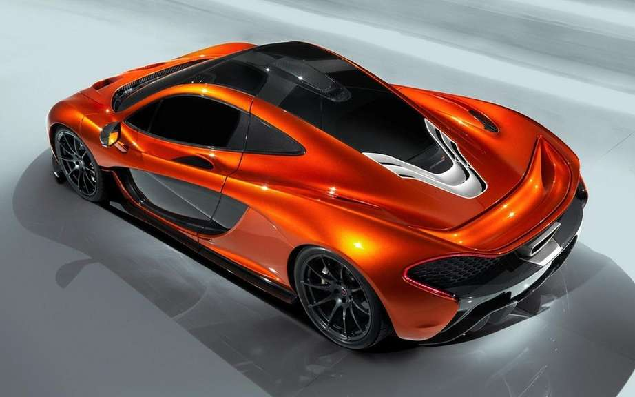 McLaren P1: you have only $ 1.2 million picture #3