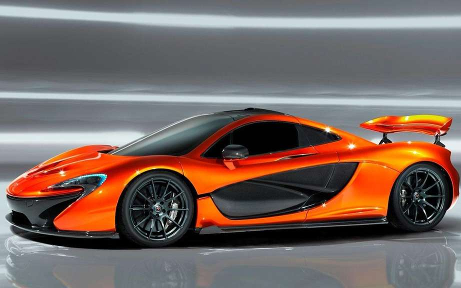 McLaren P1: you have only $ 1.2 million picture #4