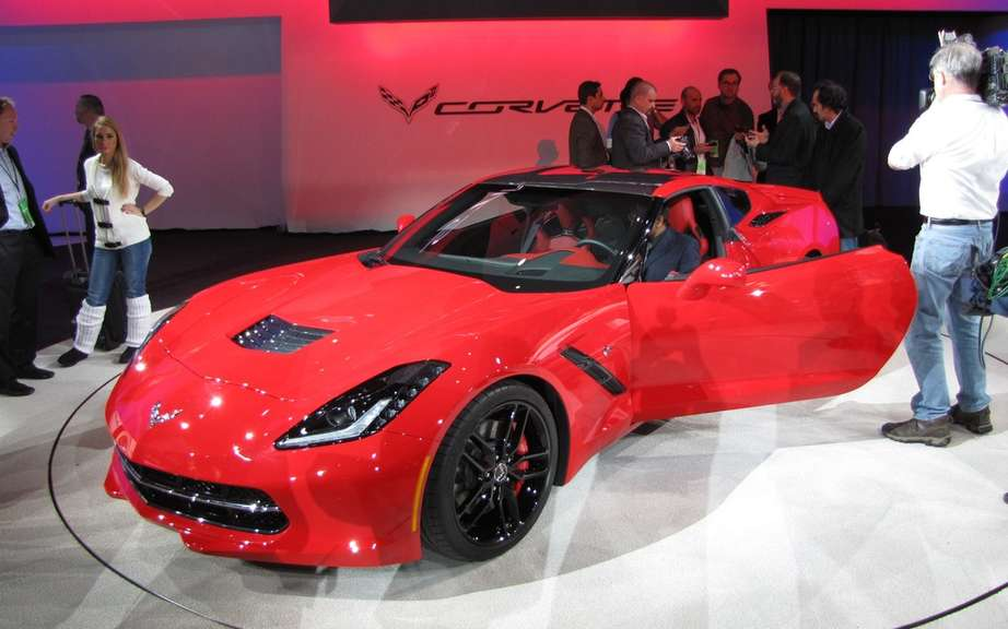 Chevrolet Corvette Stingray sold 1,100,000