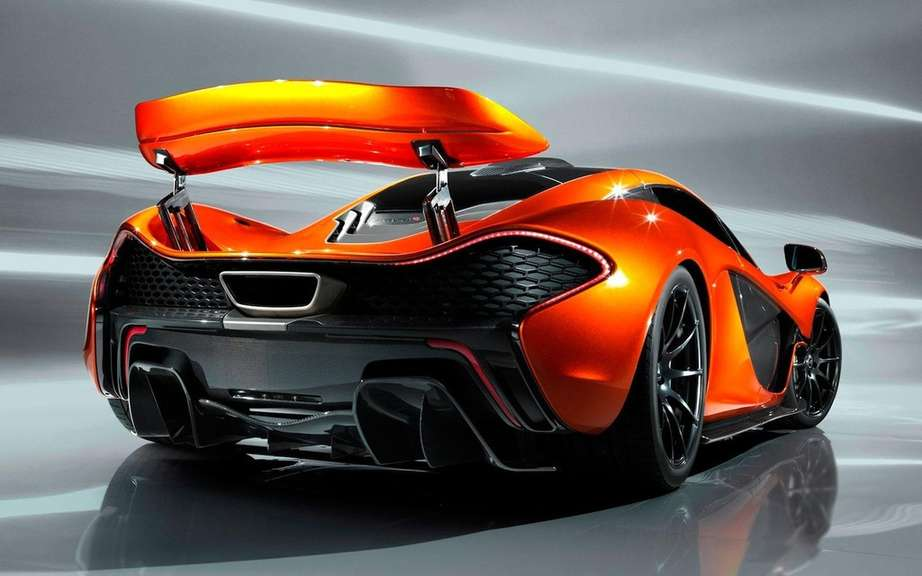 McLaren P1: you have only $ 1.2 million picture #5
