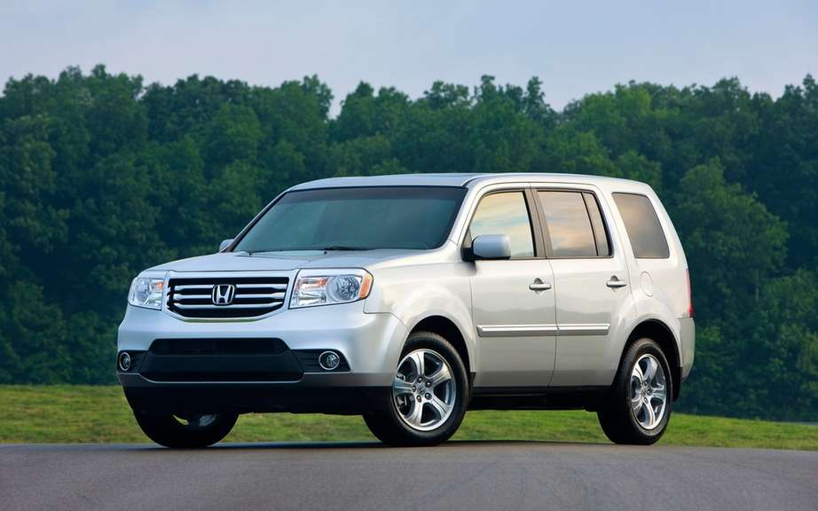 Honda recalls 748,000 Pilot and Odyssey in North America picture #2