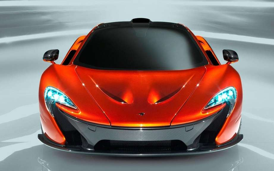 McLaren P1: you have only $ 1.2 million picture #6