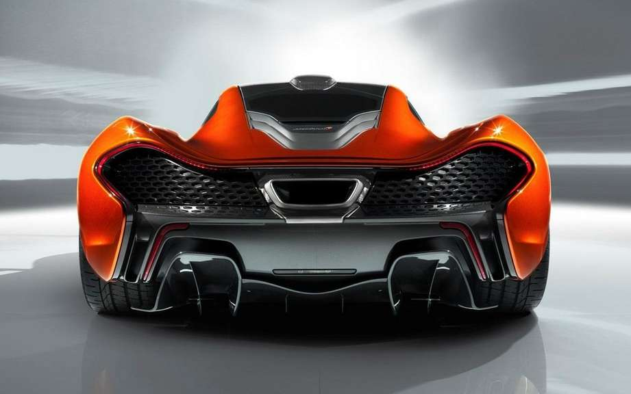 McLaren P1: you have only $ 1.2 million picture #7
