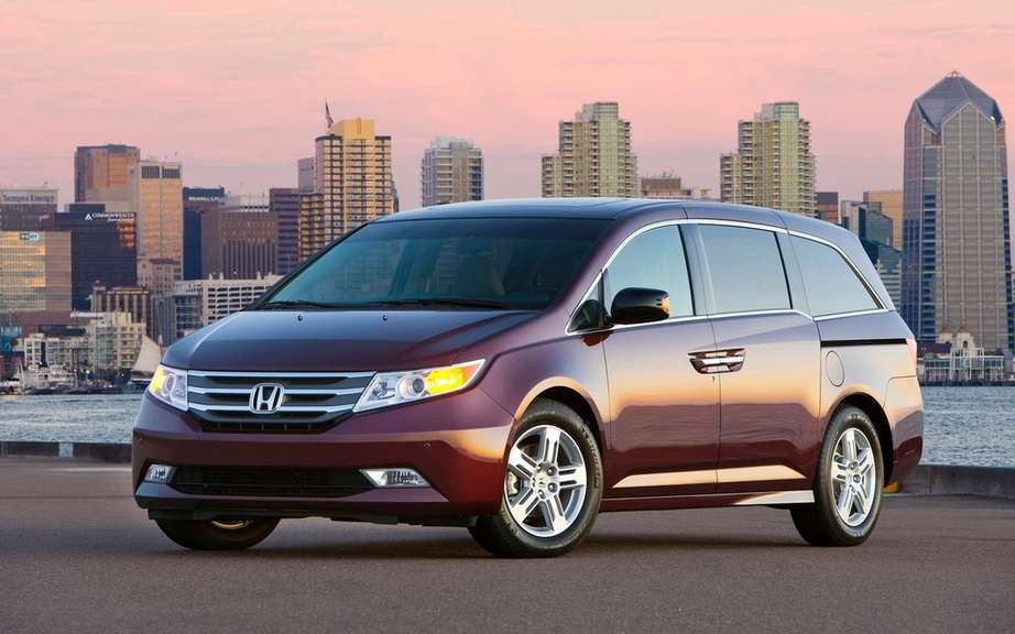 Statement by Honda Canada on the recall of Pilot and Odyssey picture #2