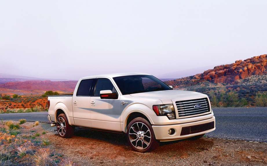 Ford F-150: still the most sold in the United States picture #2