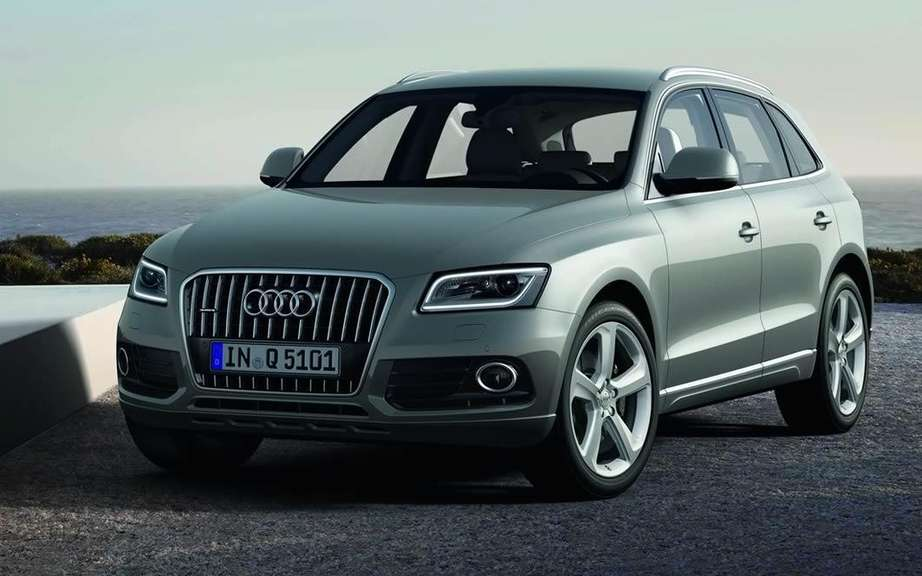 Audi Q5 assembled in Mexico