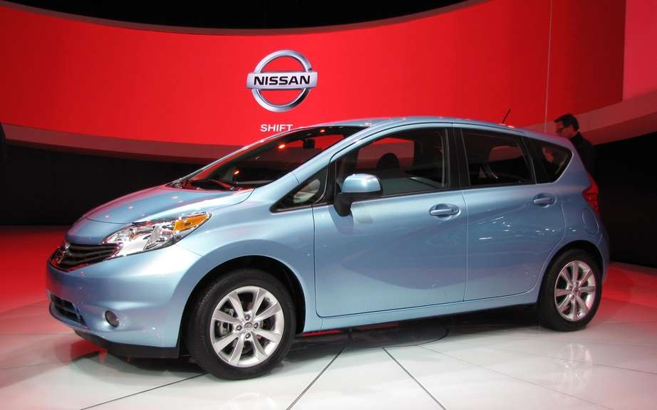Nissan Note 2: the future Versa hatchback picture #1