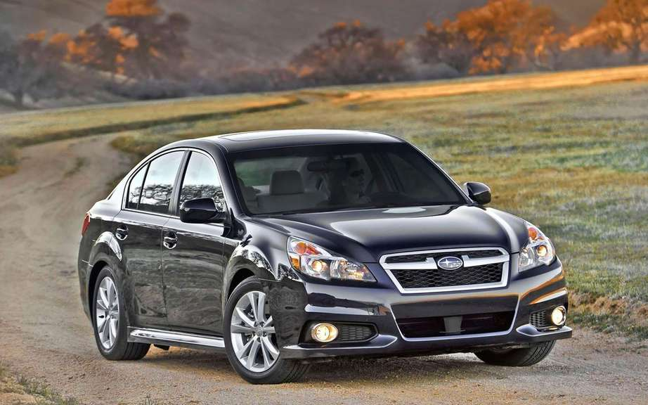 Subaru will increase its American production plant picture #2