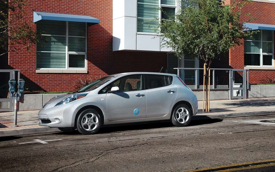 Washington wants electric vehicles emit a noise for pedestrians