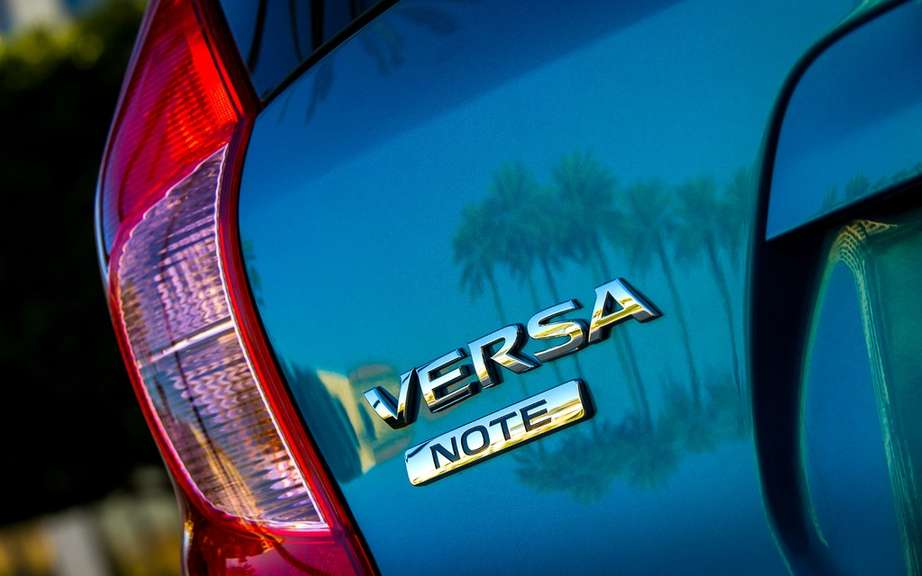 Nissan Note 2: the future Versa hatchback picture #3