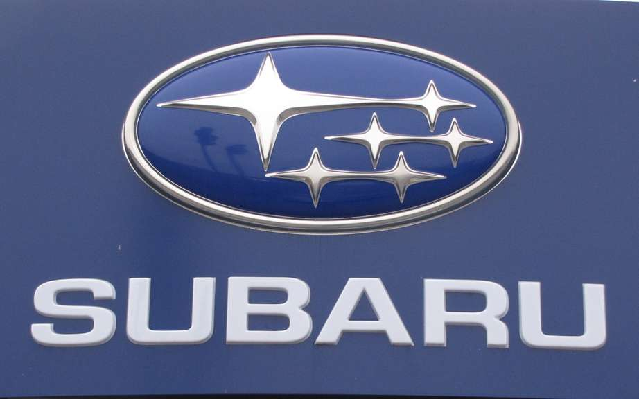 Subaru Canada announces record annual sales history