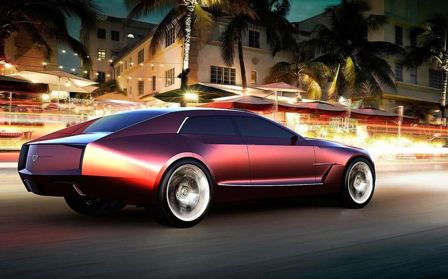 Cadillac C-Ville: in the imagination of Samir Sadikhov picture #2