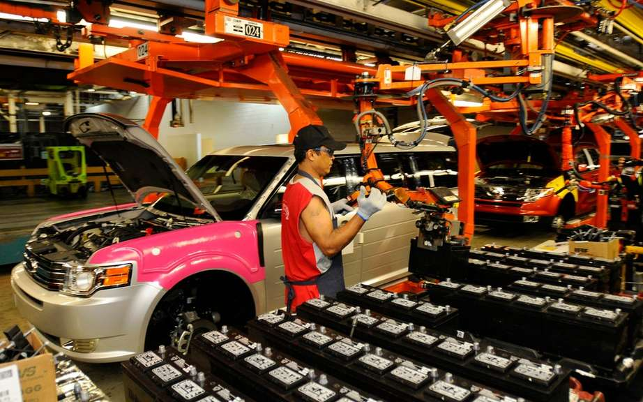 Canada: Federal aid planned $ 250 million automotive