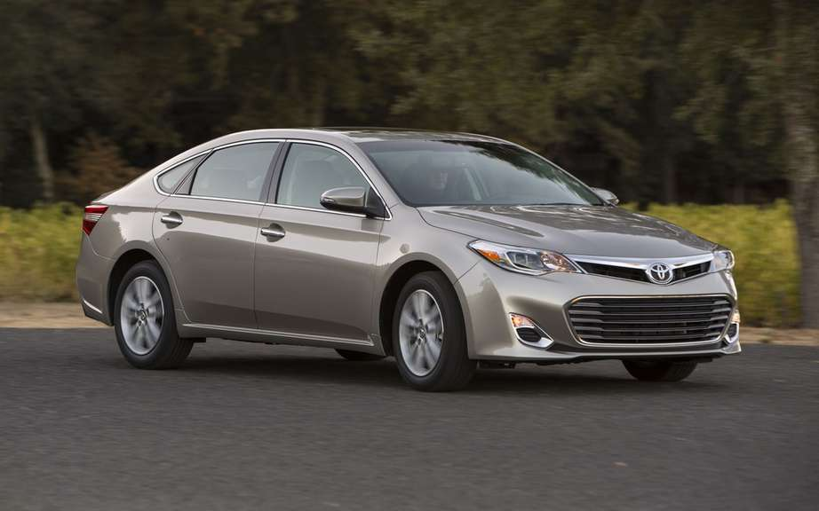 Toyota Avalon: the