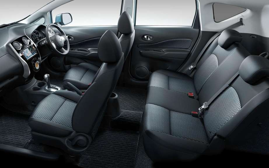 Nissan Note 2: the future Versa hatchback picture #9