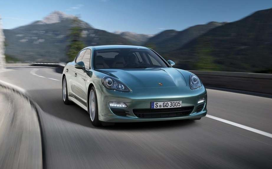 Porsche confirms the production of a second sedan