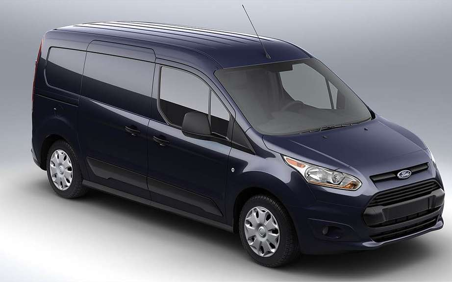 Ford Transit Connect Van Transit: new utilities for global generation picture #6