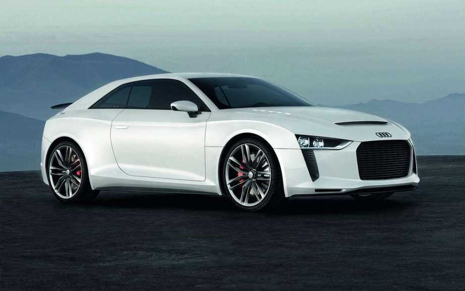 Audi Quattro Concept: the project is abandoned