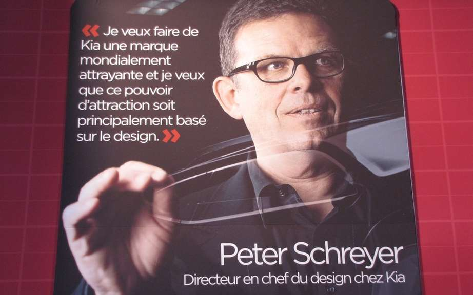 Peter Schreyer is President of Kia Motors