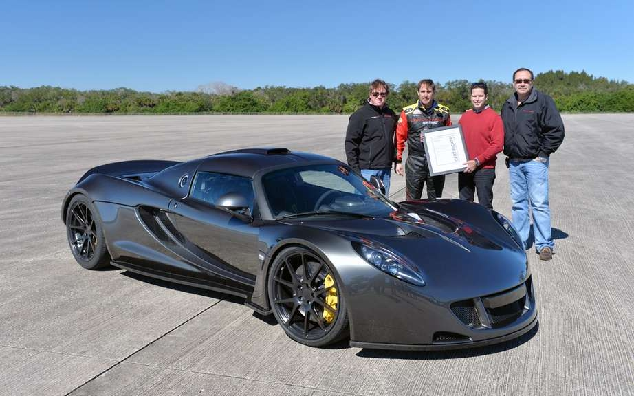 World's Fastest year edition for the Hennessey Venom GT picture #8