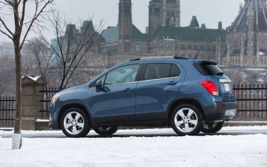 Chevrolet Trax 2013: from $ 18,495 picture #2