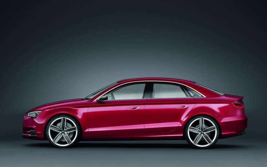 Audi S3 Sportlimousine: Mercedes CLA in the crosshairs picture #3