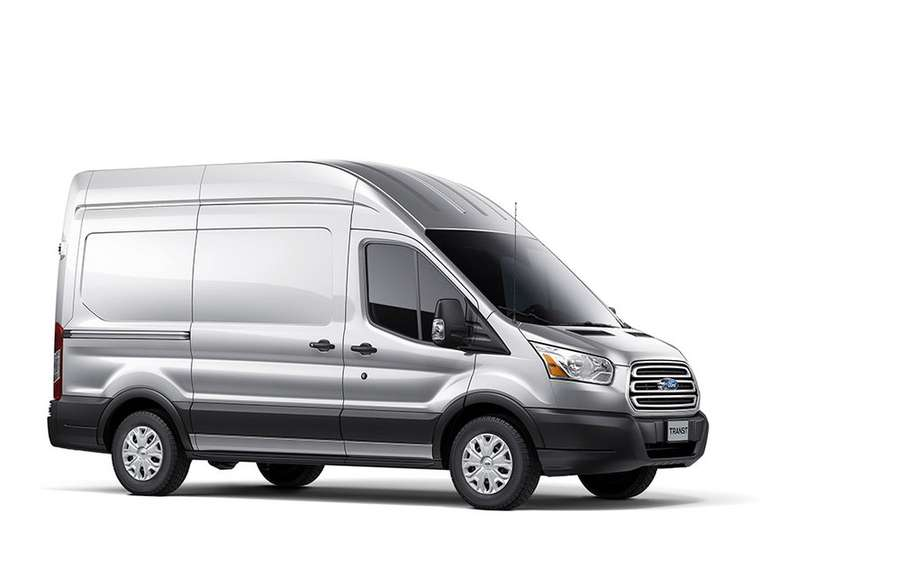 Ford Transit Connect Van Transit: new utilities for global generation picture #12