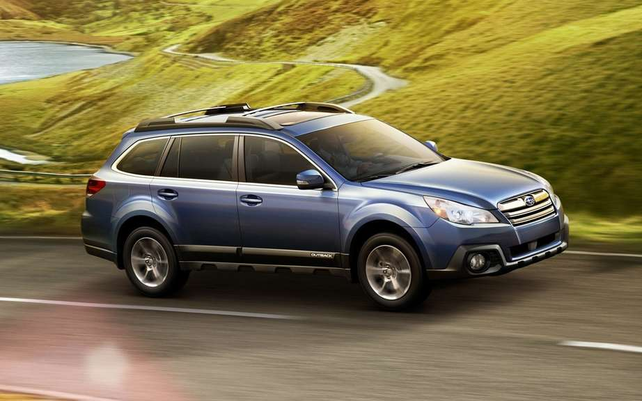 Subaru: a highly respected manufacturer by IIHS