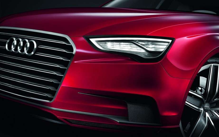 Audi S3 Sportlimousine: Mercedes CLA in the crosshairs picture #4