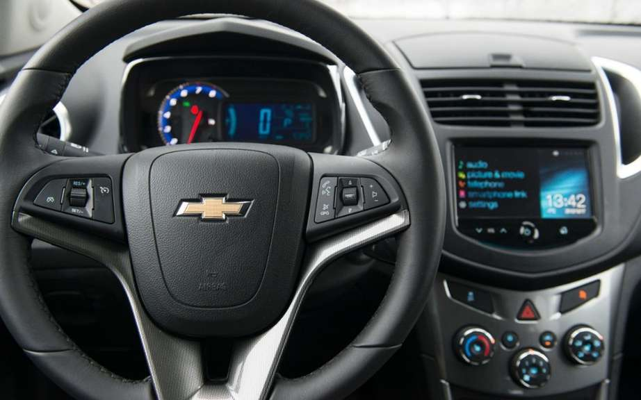 Chevrolet Trax 2013: from $ 18,495 picture #4