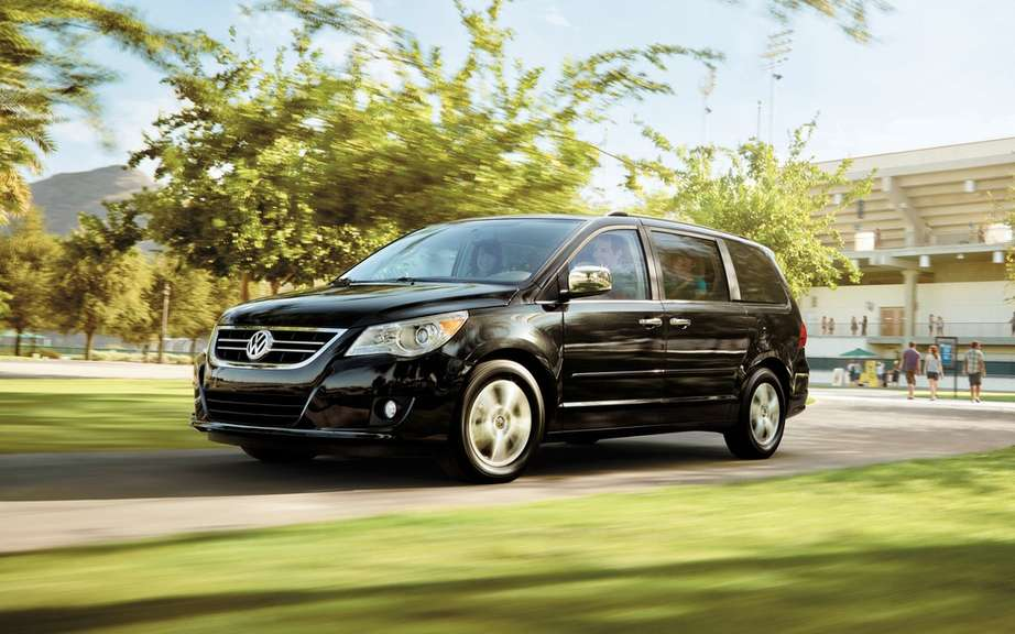 Volkswagen Routan might have to abandon its
