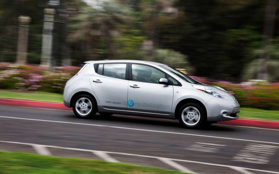 Nissan plans to offer 15 hybrid vehicles by 2016