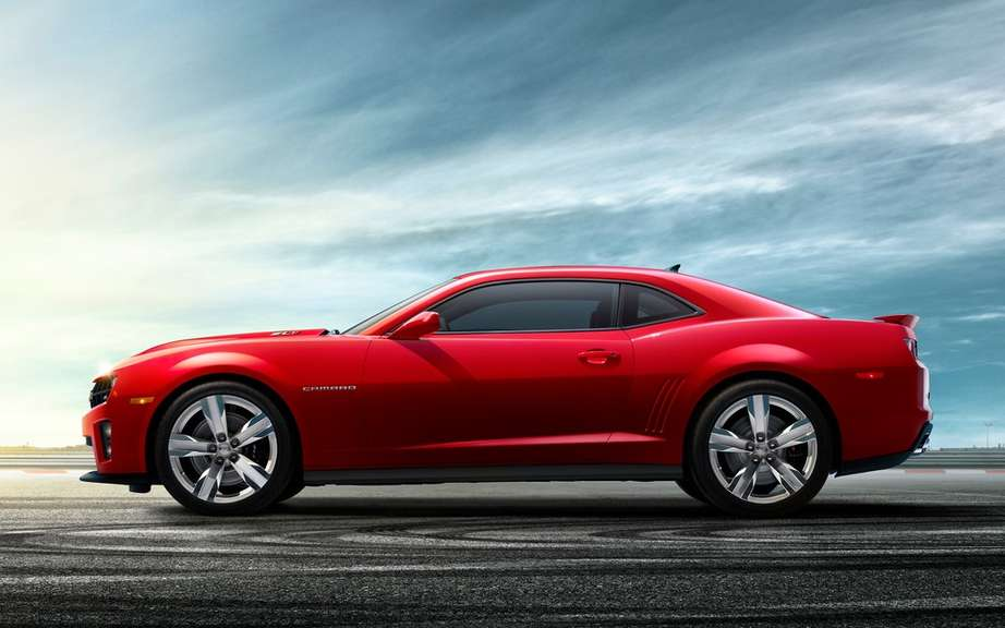 GM transferred the production of the Camaro's Oshawa plant in Michigan