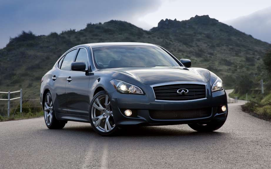 Infiniti exchange denomination for its 2014 models picture #2