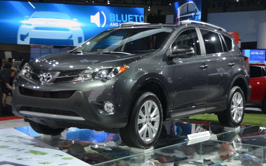 Toyota RAV4 2013: the very competitive prices picture #2