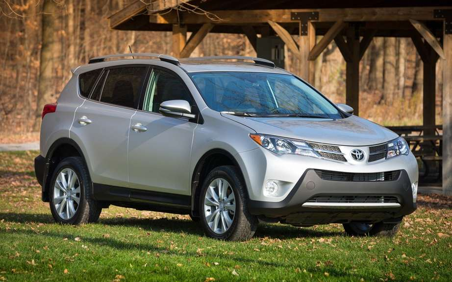 Toyota RAV4 2013: the very competitive prices picture #3