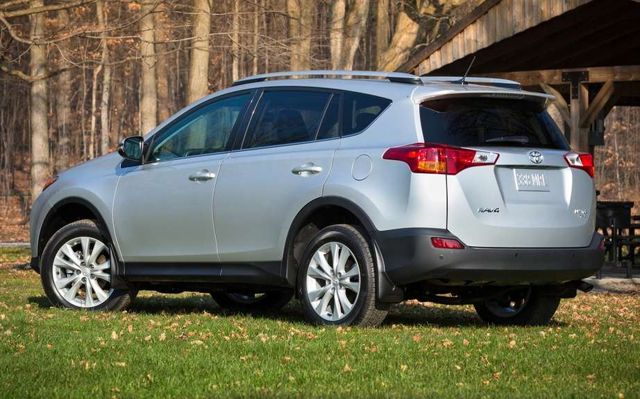 Toyota RAV4 2013: the very competitive prices picture #4