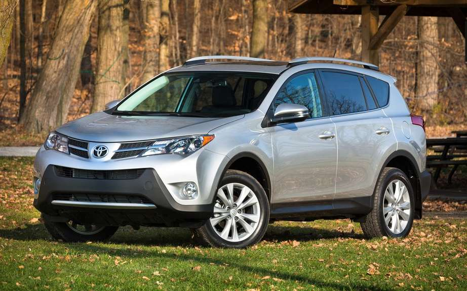Toyota RAV4 2013: the very competitive prices picture #5