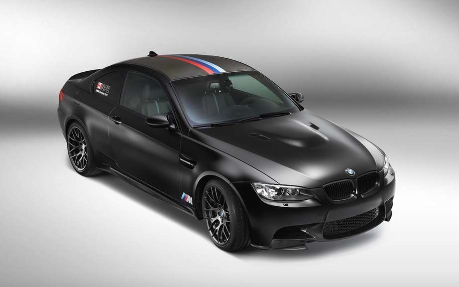 BMW M3 DTM Champion Edition: a print limit